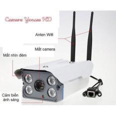 Camera YooSee IP Wifi Ngoài Trời HD Vỏ Thép