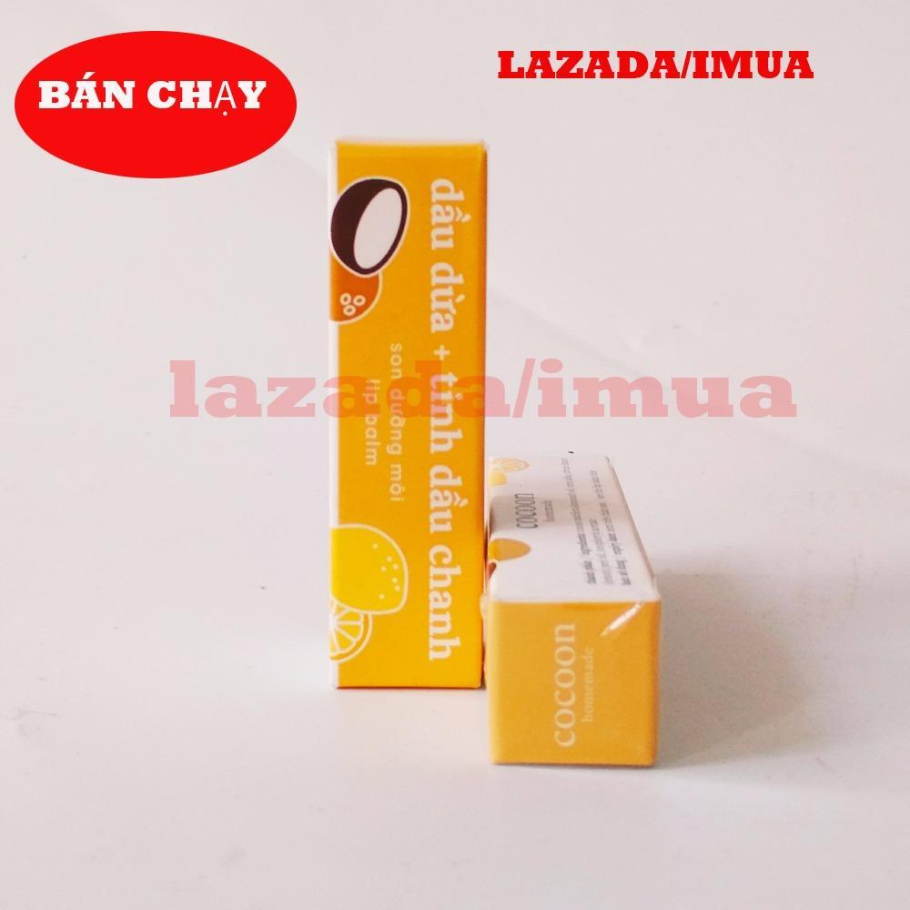 Son dưỡng môi Lip Care Cocoon Chính hãng 100%