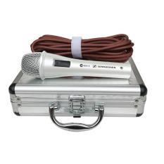 Micro có dây hát karaoke sennheiser 868II cao cấp NEW 2018
