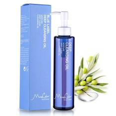 Dầu tẩy trang 3 trong 1 Hàn Quốc MuseColor Blue Label Deep Cleansing Oil 150 ml