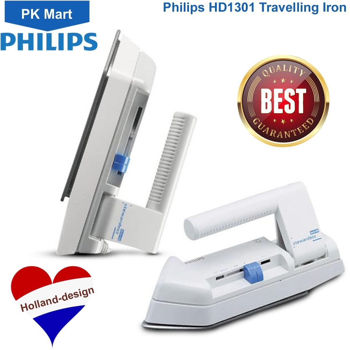 Bàn ủi du lịch Philips HD1301/02 – Hàng nhập khẩu