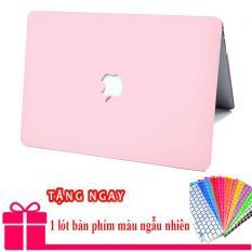 Case ốp bảo vệ cho Macbook Air 13,3 + Tặng lót phím