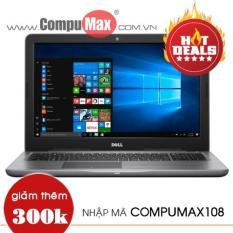 Laptop Dell inspiron 15 5567 i7-7500U 16GB HDD 1TB 15.6FHD W10 – Hàng nhập khẩu