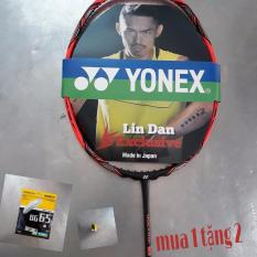 Vợt cacbon YONEX(đánh phong trào -tặng cước và cuốn cán chống trơn)