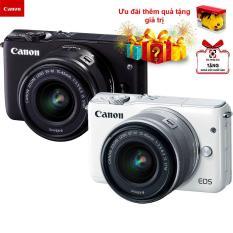 Canon EOS M10 18MP với Lens Kit EF-M 15-45mm Chính hãng Canon Lê Bảo Minh