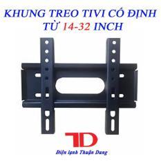 Khung treo TIVI cố định từ 14-32 INCH