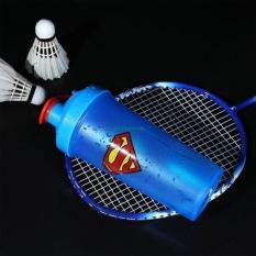 Bình nước lắc thể thao Shaker siêu anh hùng 600ml