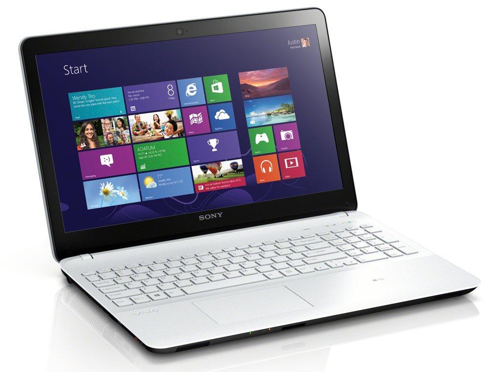 Laptop Sony SVF15 Core i5 4200U 4G 500G HDD Vga Gt740M 2G Màn 15.6 - Hàng nhập Khẩu