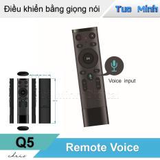 Chuột bay Mouse Air Remote Voice Q5-M – Điều khiển có mic tìm kiếm bằng giọng nói