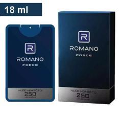 Nước Hoa BỎ TÚI cao cấp Romano 18 ml _ Force