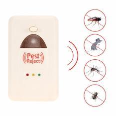 Cách làm máy bắt muỗi, Cach diet muoi, Xông muỗi, Đèn muỗi – Máy đuổi côn trùng PESTREJET Cao Cấp( Hàng loại 1) – Đuổi chuột, muỗi, gián và lũ côn trùng đáng ghét ra khỏi nhà bạn – Mã BH 164
