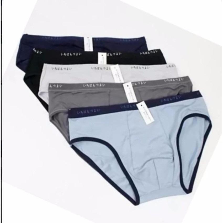 Bộ 5 quần lót nam xuất Nhật cực chất!