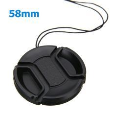 Lens cap 58mm nắp đậy bảo vệ ống kính máy ảnh phi 58mm