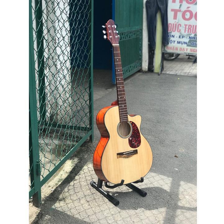 đàn guitar acoustic GVA23 cho người mới tập chơi