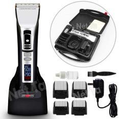 Tông đơ cắt tóc cao cấp pin 5 tiếng điều chỉnh tốc độ 5 mức Nét Ta RFCD-9100