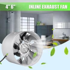 Quạt thông gió làm mát 6 inch chất liệu thép