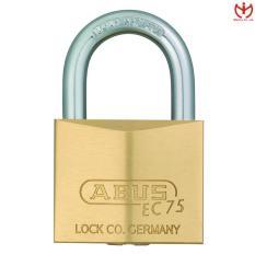 Khóa đồng chìa vi tính ABUS EC 75/50 (Vàng đồng)