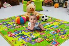 Thảm xốp cao cấp cho bé vui chơi