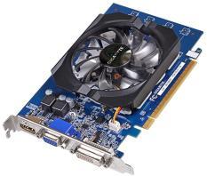 Card màn hình Gigabyte. GT730/2GB/DDR5/64bit (Xanh đậm)