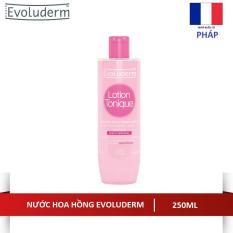 NƯỚC HOA HỒNG EVOLUDERM 250ML