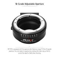 Viltrox nf-fx1 ống kính mount