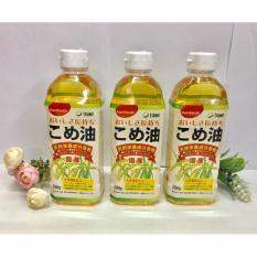 Dầu gạo cao cấp Tsuno (500g)
