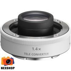 Ngàm chuyển đổi tiêu cự x1.4 Tele Converter – E-mount FullFrame – dùng cho ống kính SEL70200GM và SEL100400GM – Hàng chính hãng – SonyVN