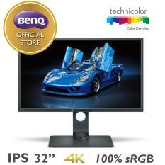 Màn hình máy tính BenQ PD3200U 32 inch 4K 100% sRGB chuyên thiết kế đồ họa