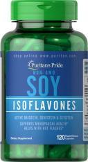 Mầm Đậu Nành Estrogen Non-GMO Soy Isoflavones, 120 viên