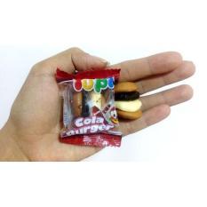 Kẹo dẻo Burger Cola Yupi dây 20 cái