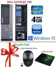 Máy tính đồng bộ Dell Optiplex 790 core i5 RAM 4GB HDD 500GB ,Tặng USB wifi , Bàn di chuột – Bảo hành 24 tháng