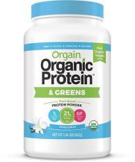 Bột protein thực vật hữu cơ Orgain GREENS 1176g