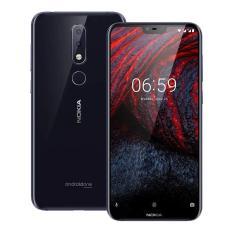 Nokia 6.1 Plus 64GB – Hãng phân phối chính thức