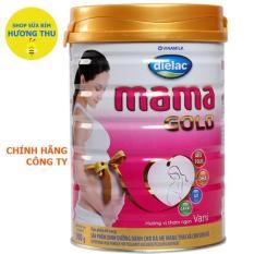 Sữa bột Vinamilk Dielac MaMa Gold lon 900g (dành cho mẹ) hương Vanila
