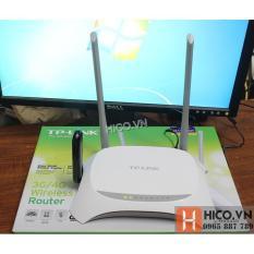 Bộ phát wifi từ usb 3G – Tp-link MR3420 chuyên dụng trên ô tô , văn phòng+ Sim Viettel 60GB/tháng x 12 tháng, quà tặng hấp dẫn