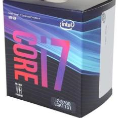 Đánh giá CPU Intel Core i7 8700 3.2Ghz Turbo Up to 4.6Ghz / 12MB / 6 Cores, 12 Threads / Socket 1151 v2 (Coffee Lake ) uy tín, chất lượng