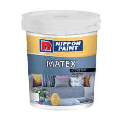 SƠN NIPPON PAINT MATEX – SƠN NỘI THẤT CAO CẤP 5L