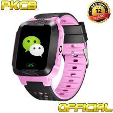 Đồng Hồ Thông Minh Q528 Tracker GPS Dùng cho Trẻ em Smart watches An toàn cho trẻ PF27