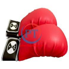 Găng tay tập võ Karate (đỏ)