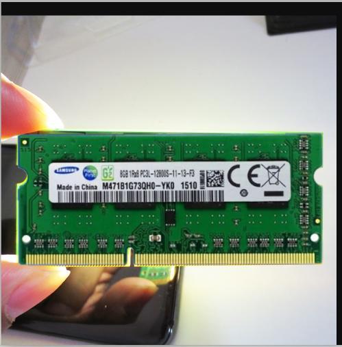 Đánh giá RAM laptop Samsung 8GB PC3L bus 1600Mhz Tại TIN HỌC TAT