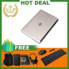 Laptop Dell Latitude 7440 ( i7-4600U, 14inch, 4GB, SSD 120GB ) Chất Lượng Tốt + Bộ Quà Tặng – Hàng Nhập Khẩu