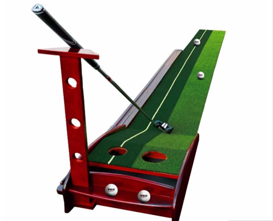 Thảm tập putting golf trong nhà - PGM Golf Set Home Putter Trainer - TL001