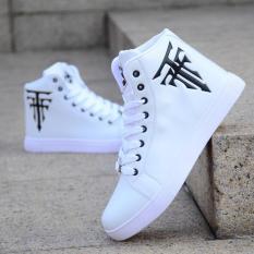Giày nam cao cổ , giày boot nam, giày cao cổ nam cao cấp GC205