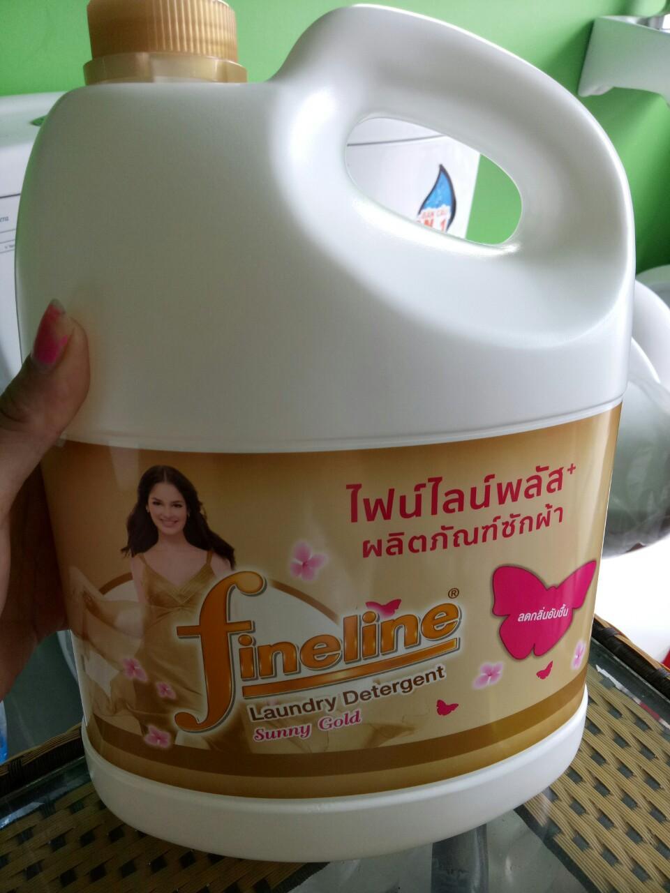 Nước giặt xả Fineline 3000ml – Thái Lan