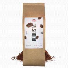 Cà phê Robusta – 500gr Bột – Coffee nguyên chất có Bơ – Rey Cafe