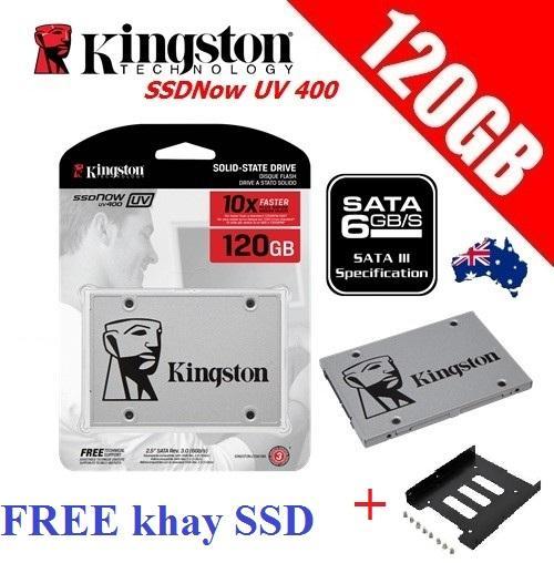 Ổ Cứng SSD Kingston UV400 120Gb - Hãng Phân Phối (BH 36T)