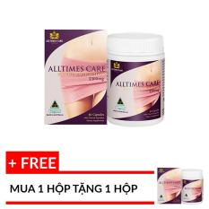 Viên uống giảm cân Alltimes Care Platinum Weightloss 3300mg 50 viên tặng 1 hộp Viên uống giảm cân Alltimes Care Platinum Weightloss 3300mg 50 viên