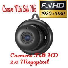 Camera IP Wifi Không Dây Siêu Nhỏ FULL HD