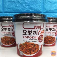 Bánh gạo Hàn Quốc Topokki Siêu cay