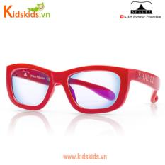 Kính lọc ánh sáng xanh trẻ em SHADEZ – Đỏ, 3-7 tuổi